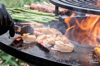 Luxe barbecue all-inclusief